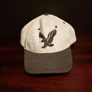 NWOT MIDNIGHT EAGLE FLEX FIT Ball Cap Mens Hat